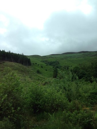 Discreet Scotland Day Tours : Gorgeous Highlands Tour