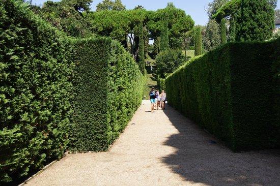 Jardin Santa Clotilde : ogrody