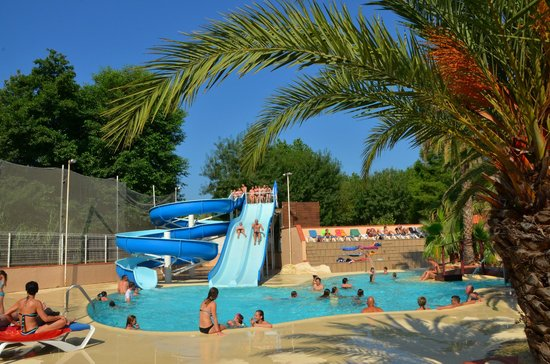 Piscine picture of camping le beausejour argeles sur for Campings argeles sur mer avec piscine