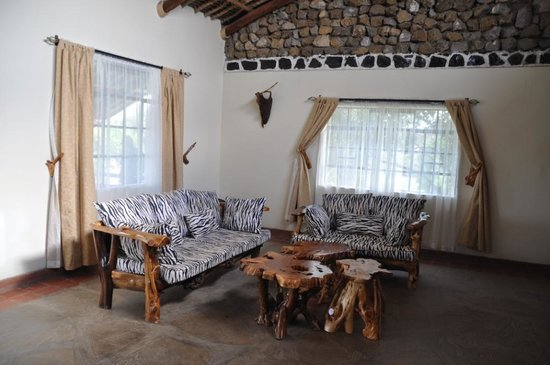 Cottage woonkamer