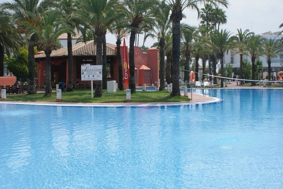 Club Marmara Marbella : piscine