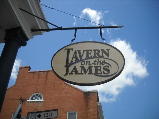 Tavern on the James: front