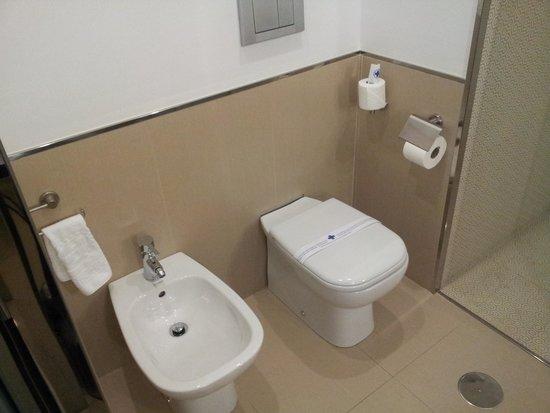 Beatriz Albacete & Spa: Toilet