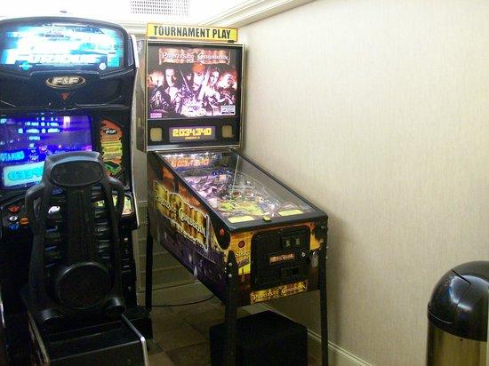 Arcade Game Room Picture Of BEST WESTERN PREMIER Eden Resort