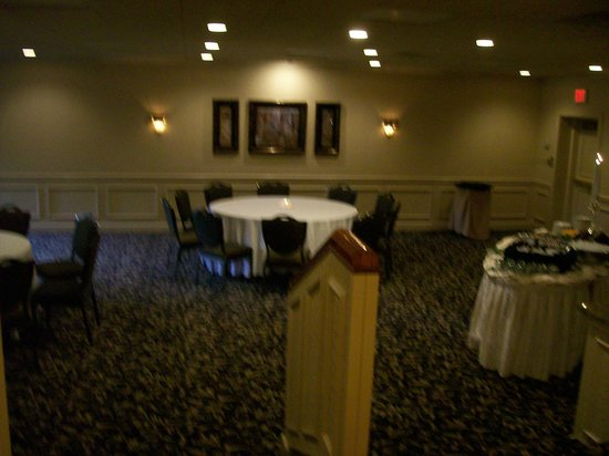 Eden Resort and Suites, BW Premier Collection: One of the smaller Banquet Rooms