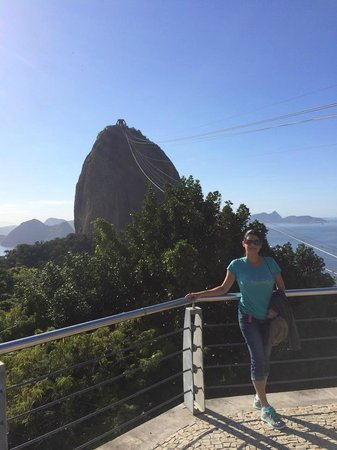 Pain de Sucre : Pic SugarLoaf Mountain