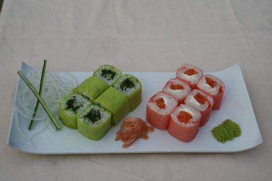 Malibu Restaurant : Sushi