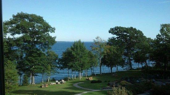 Inn at Ocean's Edge: View from breakfast