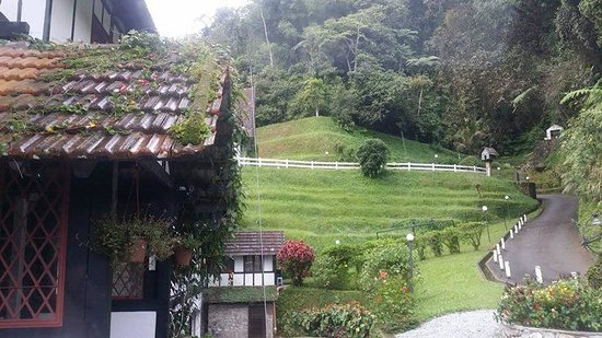 The Lakehouse, Cameron Highlands: cottage 1