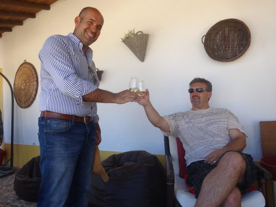 Herdade do Sobroso : Hubby and wine guide from The Best Porgugal