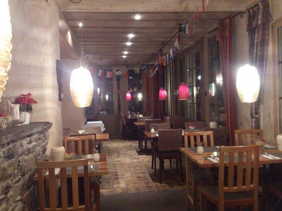 Restaurant Taverne - Hotel Interlaken: Interlaken - Restaurant Taverne - ambiance