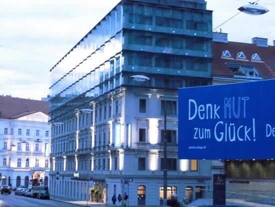Novotel Wien City: metà classico , metà moderno