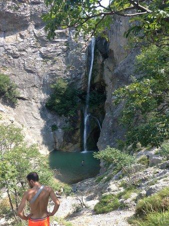 Val Rosandra Reserve : VAL ROSANDRA 1