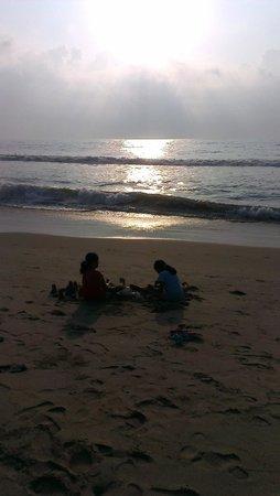 Marina Beach: Fantabulous morning in Marina !!!