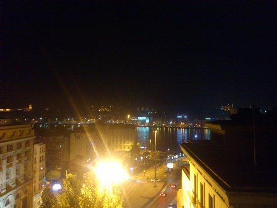 Gradiva Hotel: Roof top bar view