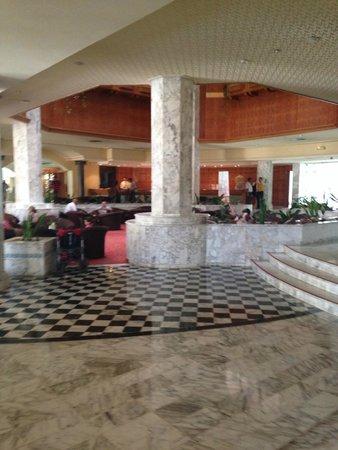 El Mouradi Palace : decor...not great