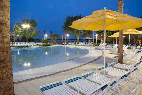 Holiday Inn Club Vacations Orlando - Orange Lake Resort: Swimming pool in West Village