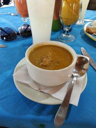 Miss Celia : Sopa de caranguejo
