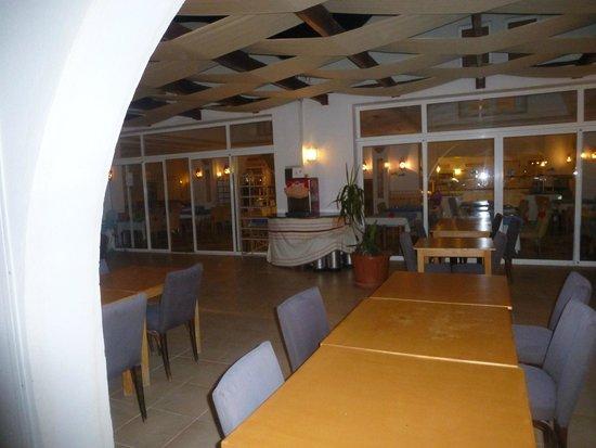 Hotel Meninx: restaurant