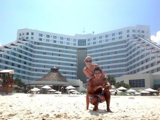ME Cancun: Contrafrente Me Cancún