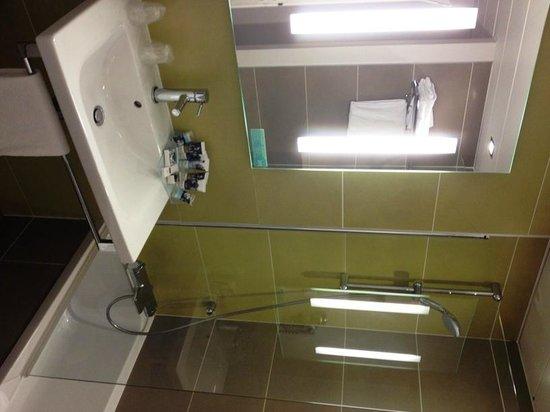 Mercure Carcassonne La Cite Hotel: Baño