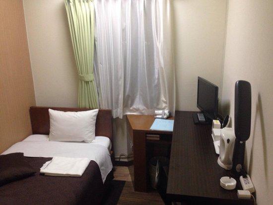 Hotel Select Inn Utsunomiya : 部屋