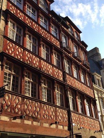 Centre Historique de Rennes : Центр