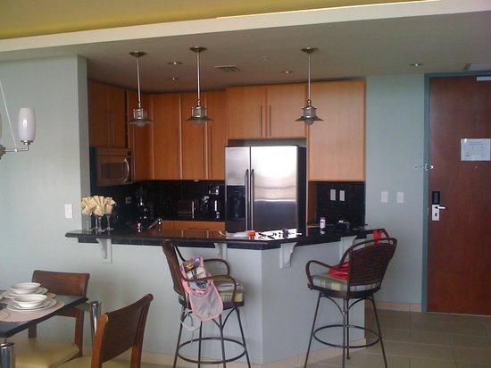 Daytona Beach Regency: Renovated Kitchen