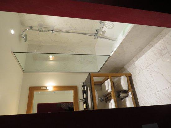 Sandton Grand Hotel Reylof: Shower