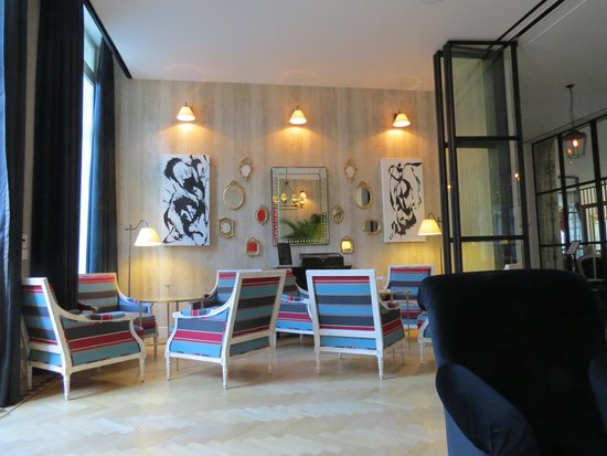 Sandton Grand Hotel Reylof: Lounge
