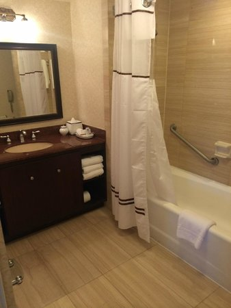 The Fairfax at Embassy Row, Washington, D.C.: Tub and Vanity in Bathroom