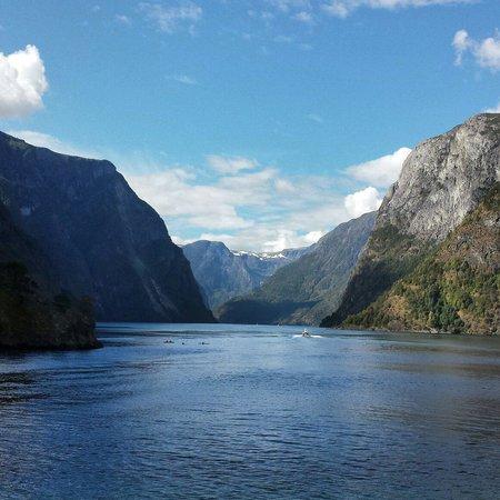 Norway in a Nutshell: Barco por el fiordo