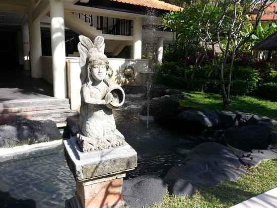 The Tanjung Benoa Beach Resort Bali: ramada benoa garden