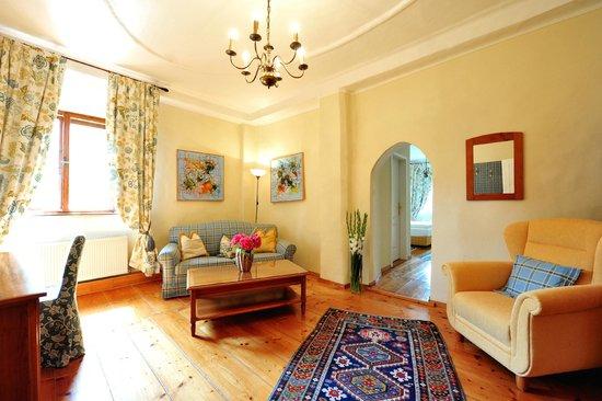Renaissancehotel Raffelsbergerhof: Smaragd Suite