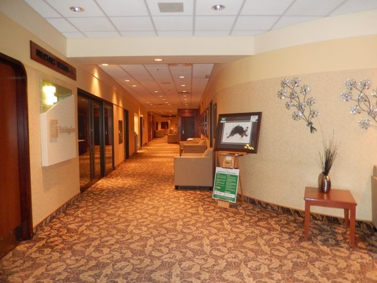 Holiday Inn Winnipeg - Airport West: Reception