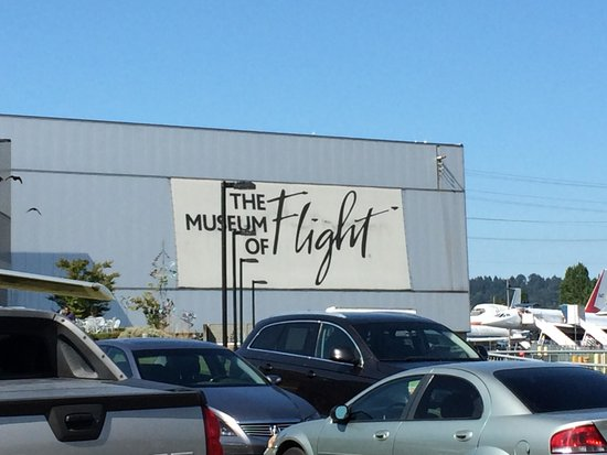 The Museum of Flight : Musuem of Flight