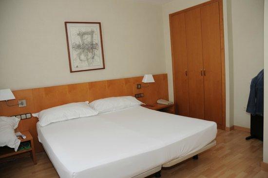 Silken St. Gervasi Hotel: Stanza