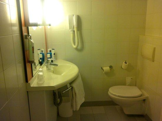Ibis Lisboa Liberdade : simple, spacious and clean