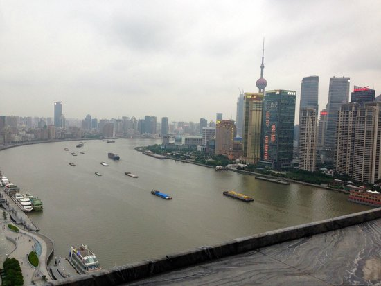 Hotel Indigo Shanghai on the Bund: Bar at the top
