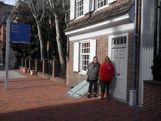 Betsy Ross House: Casa de Betsy
