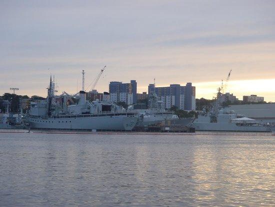 HMCS Sackville: Recent naval ships