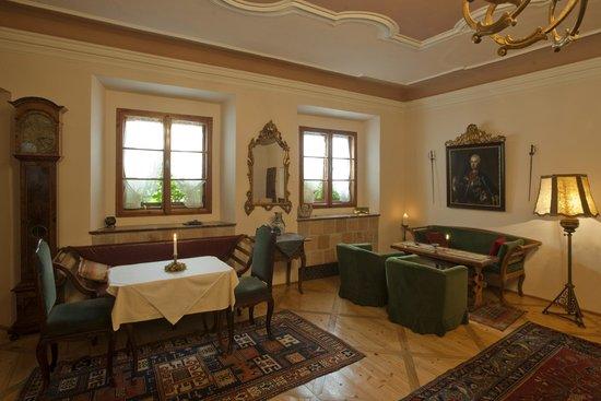 Renaissancehotel Raffelsbergerhof: Frühstücksraum
