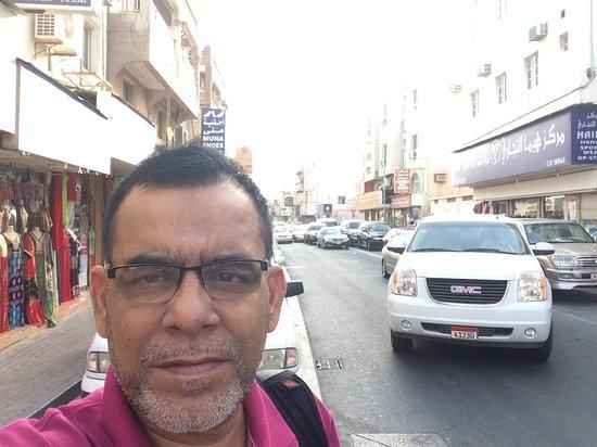 Metropolitan Hotel Bahrain : in the bazar