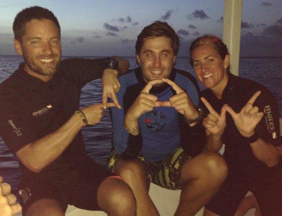 Coconut Tree Divers: Advanced Open Water Crew!