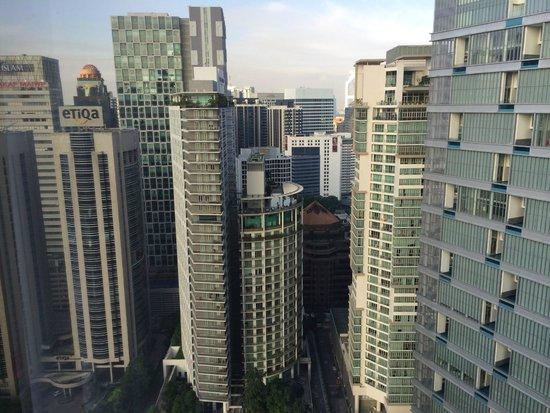 Mandarin Oriental, Kuala Lumpur : View from the room @ Mandarin Oriental KL