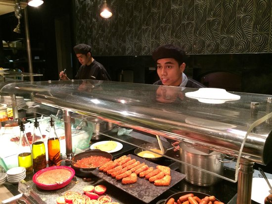 Mandarin Oriental, Kuala Lumpur : Breakfast Buffet @ Mandarin Oriental KL