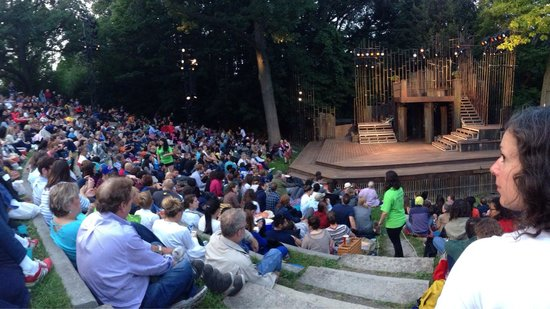 High Park : Shakespeare in the Park
