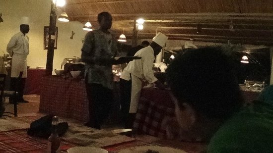 Sentrim Mara: dining