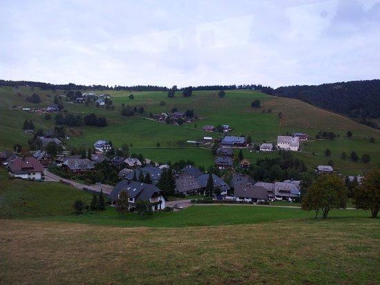 Waldhotel am Notschrei: Omgeving