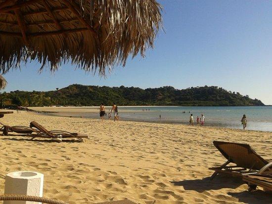 Andilana Beach Resort: spiaggia
